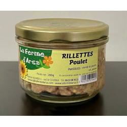 RILLETTE DE POULET